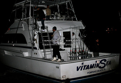 2009 ABC/WDS Billfish Challenge - Miami Check-Out