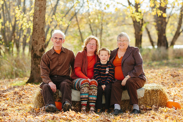 Fall Family Mini Sessions-The Heinrichs