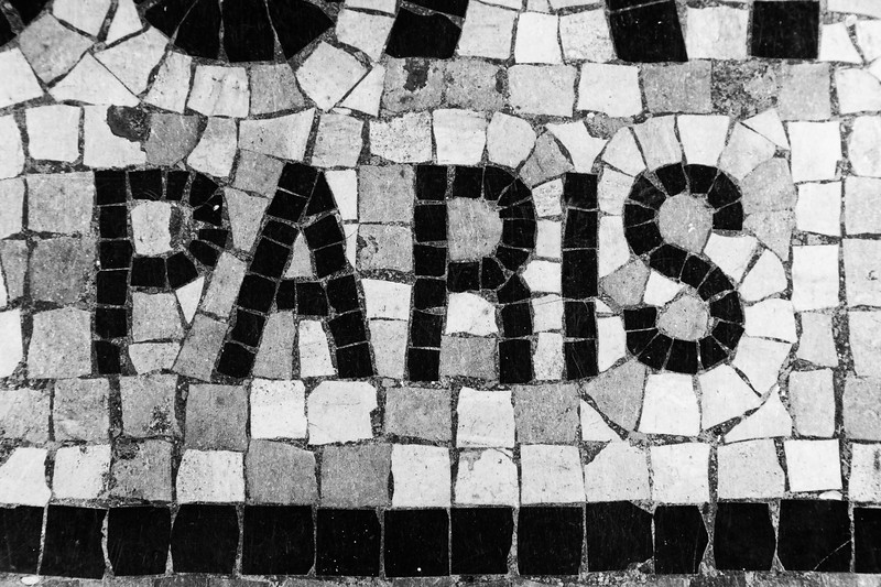 Paris Mosaic