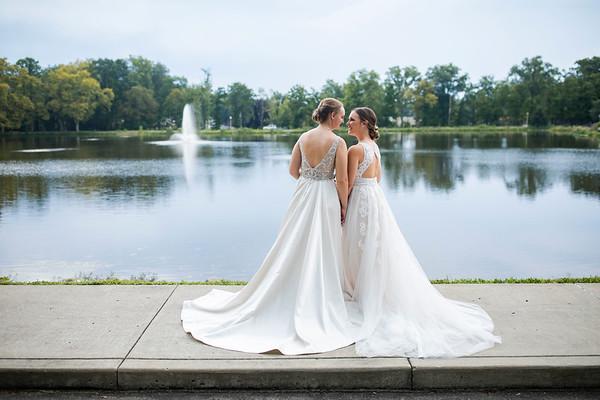Kayla + Sara: Wedding
