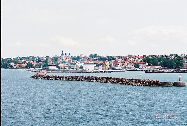 Baltic/Sweden/Gotland&Visby