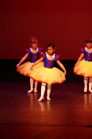 Dance Center Recital 6/1/08 1a Ballet Snow White