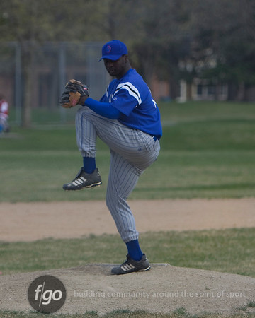 Patrick Henry v North Baseball 4-12-10