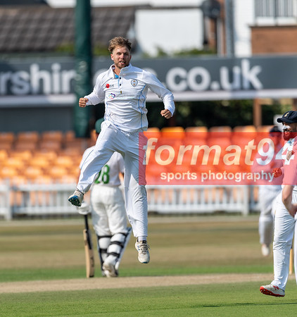 Leicestershire v Derbyshire - 10 August 2020