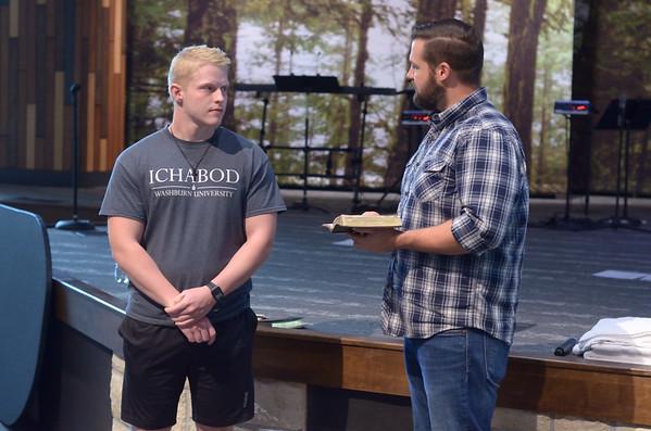 2017 September Baptisms