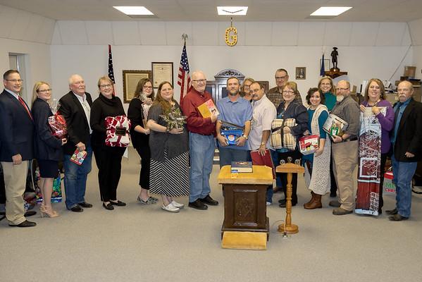 Rockdale Masonic Lodge Christmas Party 2016