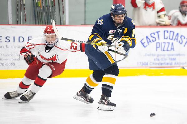 D2 Men's Ice Hockey: Maryville vs ETBU