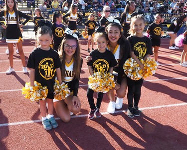 170915 GHS JV CHEERLEADER CLINIC
