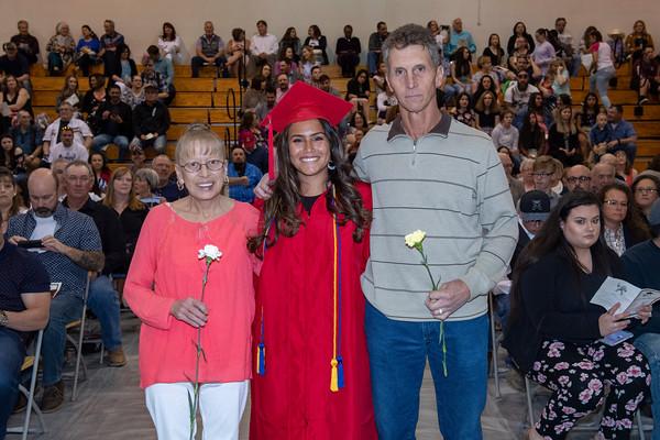 Abbie Dorenkamp Graduation Hoehne 2019