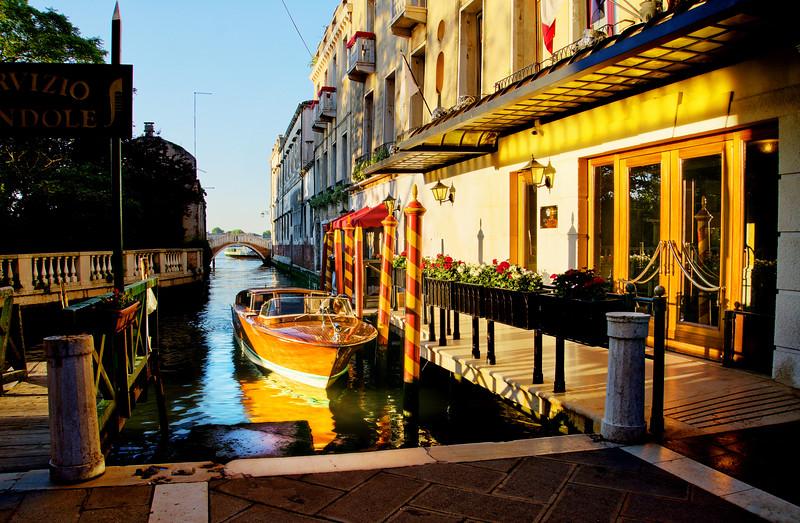 Beautiful Venice in Morning Light