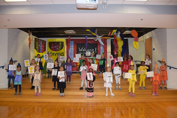 Grade 1 Play: The Day the Crayons Quit