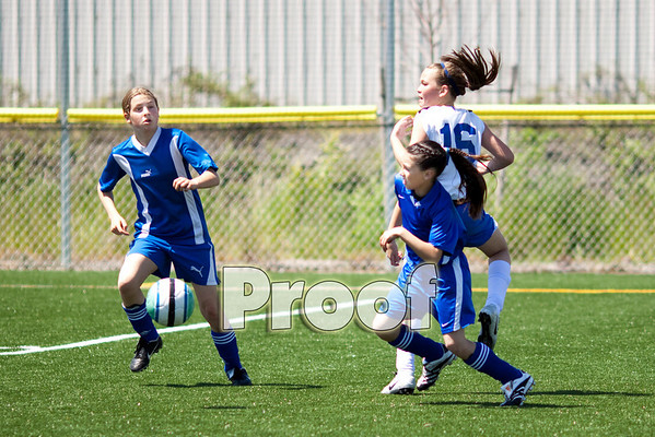 Medford Spring League Games DIII