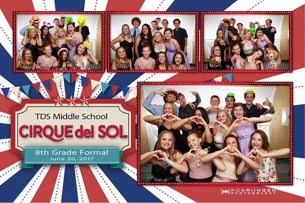 TDS 8th Grade Formal