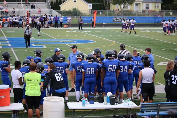 20210924 HPHS Frosh/Soph Football - Giants vs. Vikings
