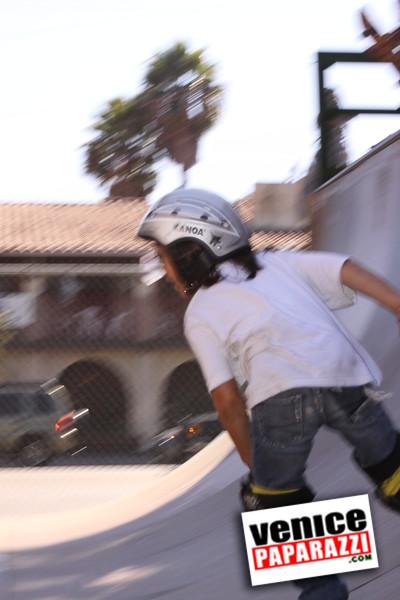 09.05.09  Venice Skate Fundraiser.  Venice United Methodist Church.  Murray Family (42).JPG