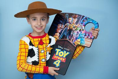 Toy Story 4 Shelf