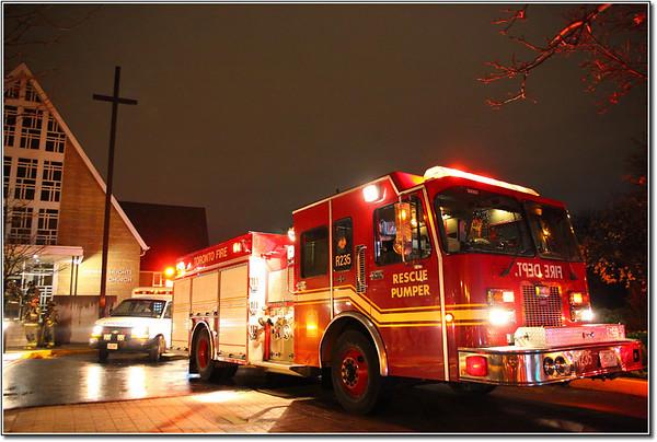 November 2, 2009 - 2nd Alarm - 967 Pharmacy Ave.