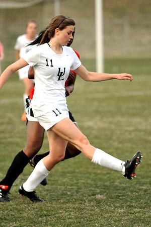 March 29, 2013 - Varsity Girls Soccer