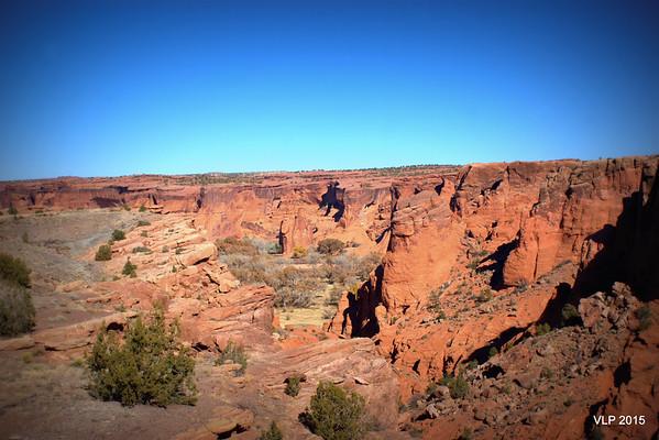 canyon de Chelly Chinle AZ 2015