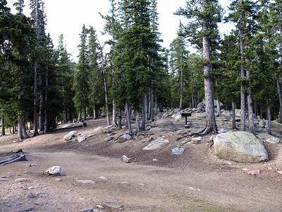 Mount Evans Colorado -September 2006