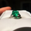 3.08ct Vintage Emerald Solitaire, by Tiffany & Co 23