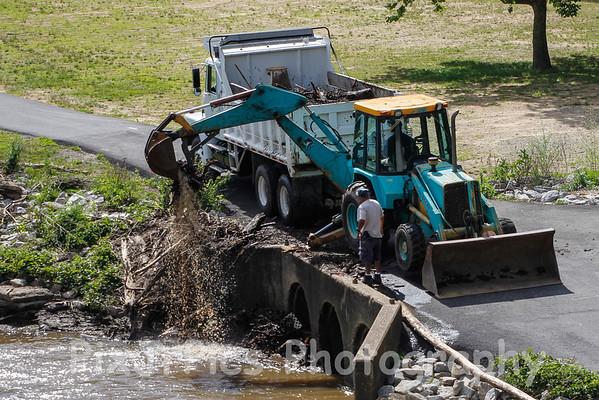Culvert Debris Removal 6/14/13