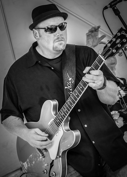 Mark Williams-Boom Boom Stevie Vonderharr and the Knockouts- Madelia Blues Fest 2014