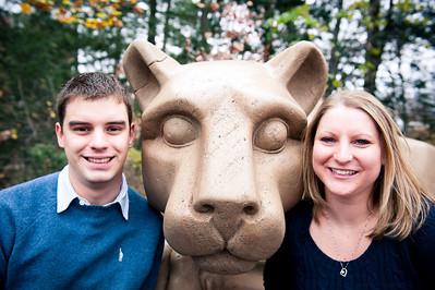Engagement Allison and Brett