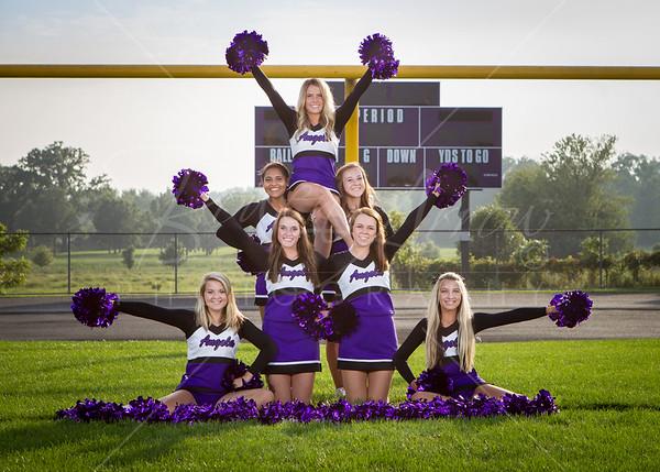 Cheer Team Fall 2015