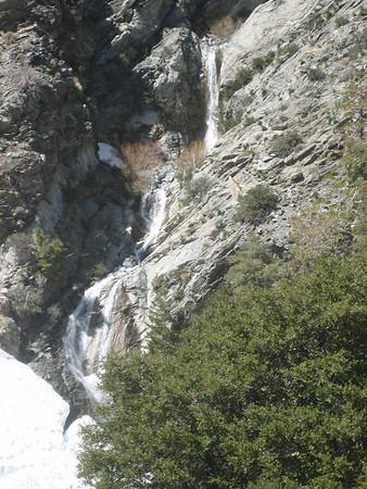 Baldy loop hike 3-21-08