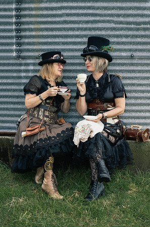 Steam Punk at Silo 2019 by Waverley