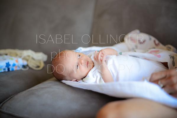 Salazar Newborn/Family Session