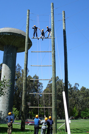High Ropes 2007