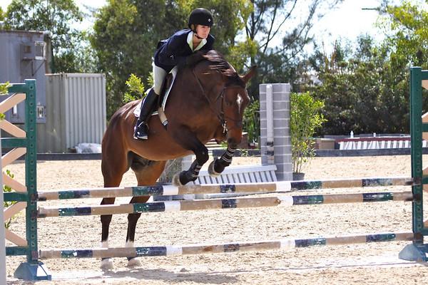 Equestrian Dorothy Kafka