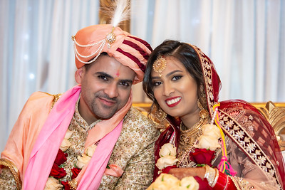 Sharon weds Jatin