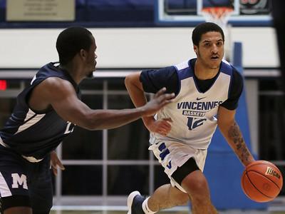 VU Men's Basketball Jamboree 10-10-21