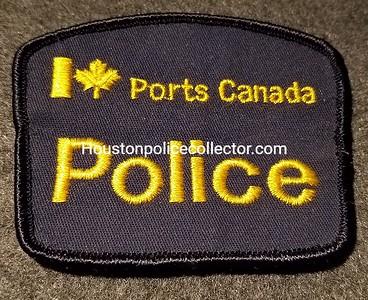 Ports Canada Police