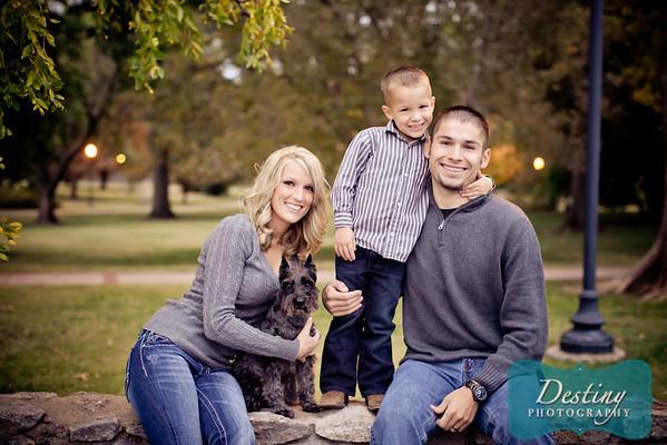 McCloughan Family Pix