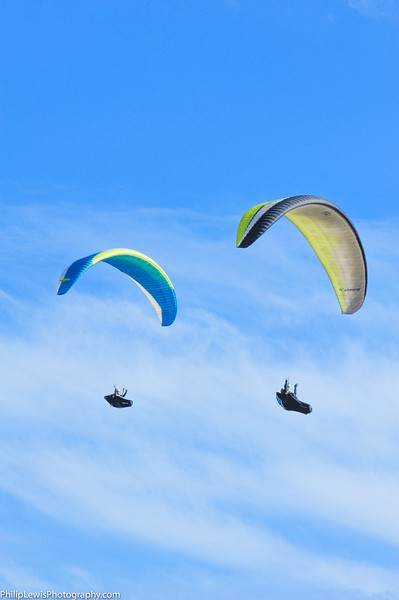 Paragliders in Carpinteria-5.jpg