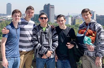 Band Mexico Trip 2019