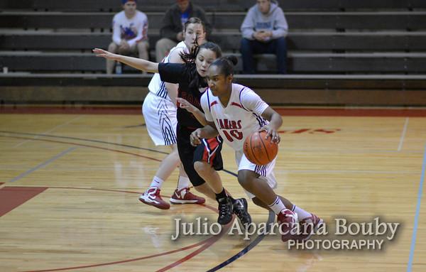 130119 SWOCC Women Basketball vs Mt Hood CC