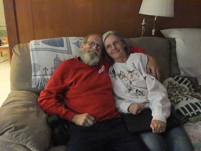 September--Brian & Geri Gravander's Visit