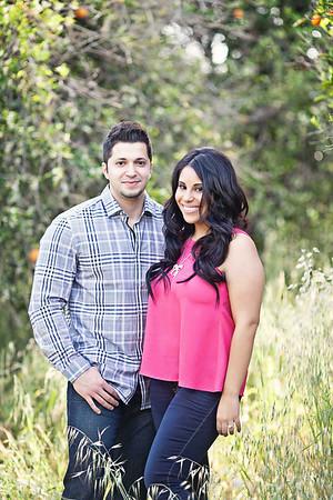 Ed and Regina