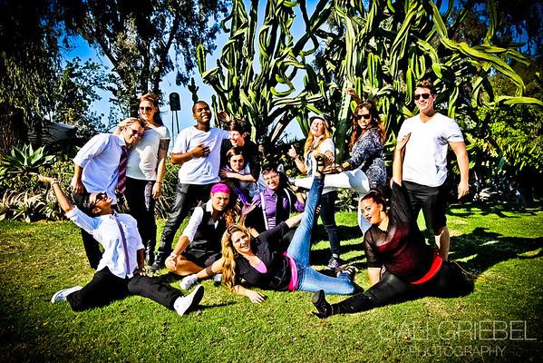 Briana and the Gang