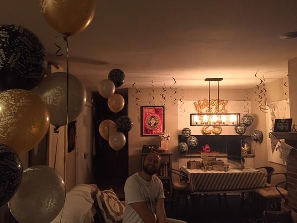Craig's 25th Birthday