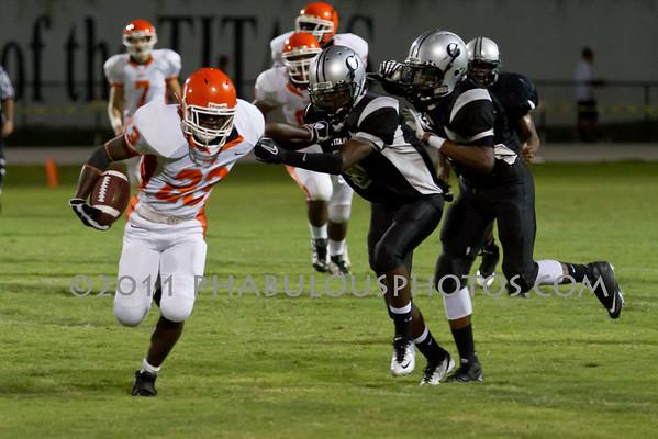 Boone Varsity Football #23 - 2011
