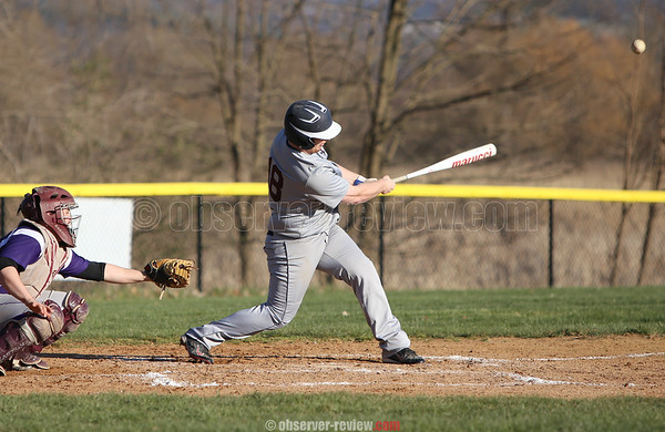 Seneca Indians Baseball 4-14-16