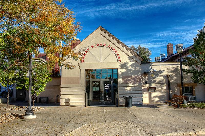 Wheat Ridge Library  - Jefferson County