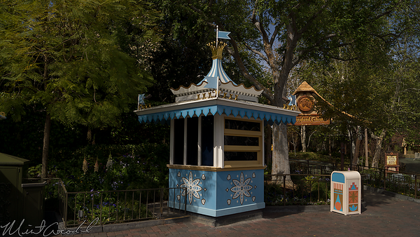 Disneyland Resort, Disneyland, Fantasyland, Ticket, Booth