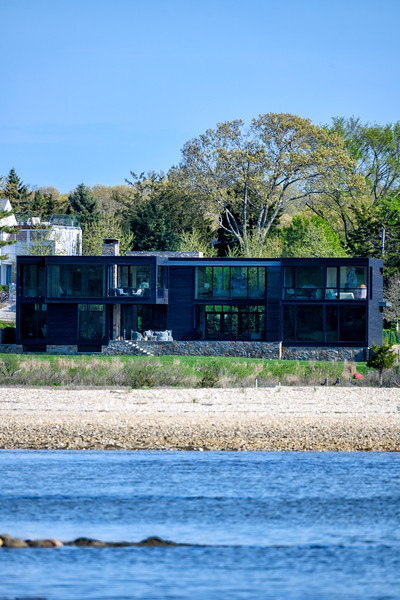 Modern Beach Houses in the Hamptons NYTIMES